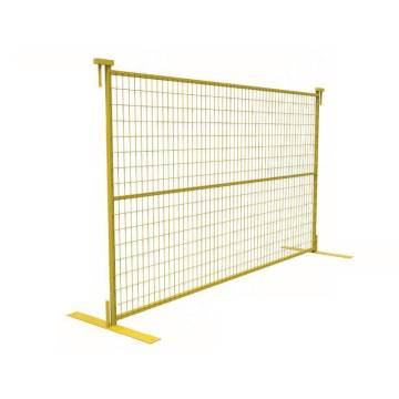 Canada popular temporary fence rental
