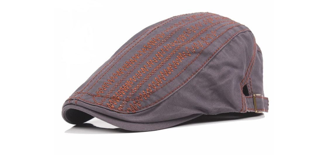 Brush Cotton Twill Casquette Hat
