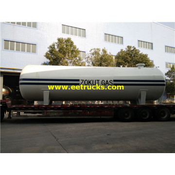25 MT Large Domestic Propane Tanks