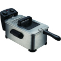 new deep fat fryer with basket 3L