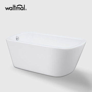 60 Acrylic Freestanding Bath
