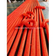 PE&PP Filament Double Braided Rope