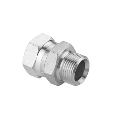 Hydraulic Hose splitter suction hose compression fitting