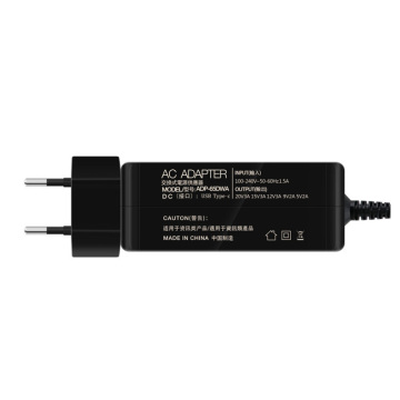PD 45W Type-C  Charger EU Plug