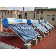 SS304  solar wate heater system