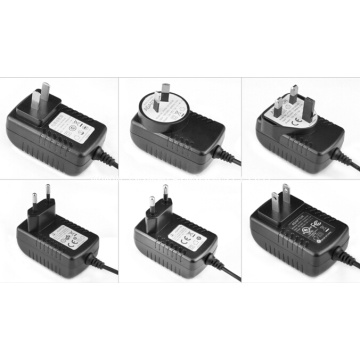 AC DC Regulated Power Supply Adapter