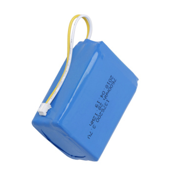 High Quality 1376200 3.7V 7600mAh 1S2P Lipo Battery
