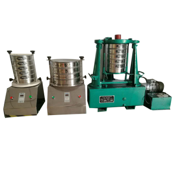 Lab Test Mechanical Vibrating Sieve Analysis Equipment