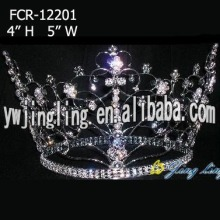 Full Round Crown For Sale Princess Pageant Tiaras