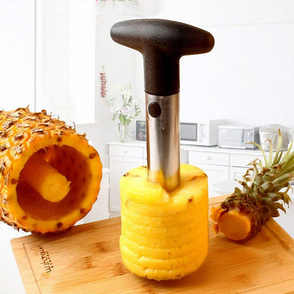 Stainless Steel Pineapple Corer Cutter