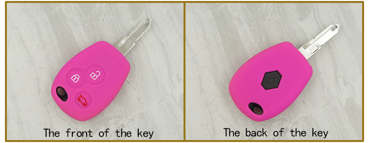 Renault car key cover