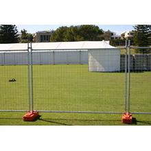 hot dipped galvanized temporary fence popular in australia