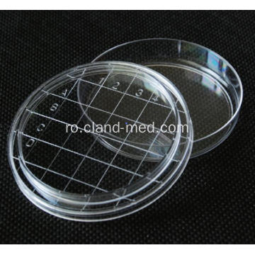 PLASTIC PETRI DISHES PLACI DE CONTACT