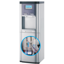 Bottleless Water Dispenser with Filtration System