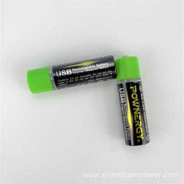 New 1.5v AA Batterie USB