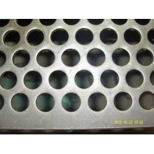 Punching Stainless Steel 316 Sheet