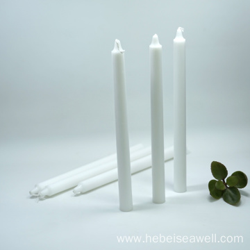 Hebei Factory Hot Sale Smokeless White candles