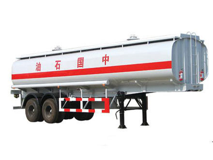 Fuel Tanks Semi Trailer