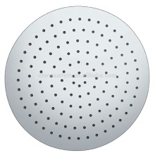 Round Wall Mounted Rain Hand Shower