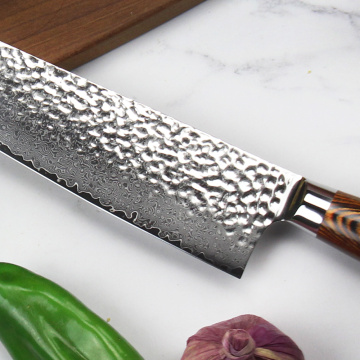 9.5 inch Professional Japanese Damascus knife