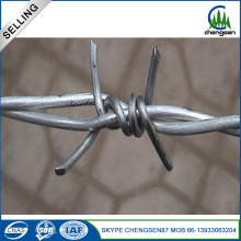 Gage 15.5 Barbed Wire Galvanized