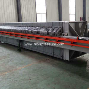 Diaphragm/Membrane Filter Press Sudge Dewatering Equipment