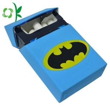 Promotional Lovely Silicone Cigarette Case for Gifts