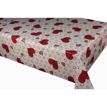 Elegant Tablecloth with Non woven backing Efavormart