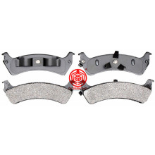 Brake pad set for Ford Explorer