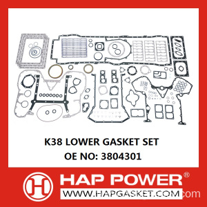 Supply for Cummins Head Gasket CUMMINS K38 LOWER SET supply to Ireland Importers