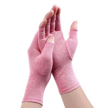 Chinese Professional for China Women'S Gloves And Mittens,Women'S Gloves Fingerless Mittens,Women'S Gloves Touch Screen Mittens Manufacturer and Supplier Athritis Gloves 1 Pairs Compression Rheumatoid Gloves supply to Brunei Darussalam Supplier
