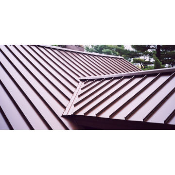 Standing seam roof roll former