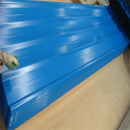 Green Color Coated Steel Roofing Steel Sheet