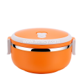 Insulated High Quality Round Stainless Steel Lunch Box