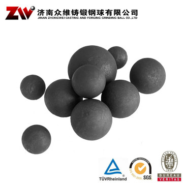 Forged mill balls B2 steel 65mm