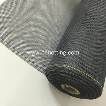 Grey Fiberglass Window Screen For Russia