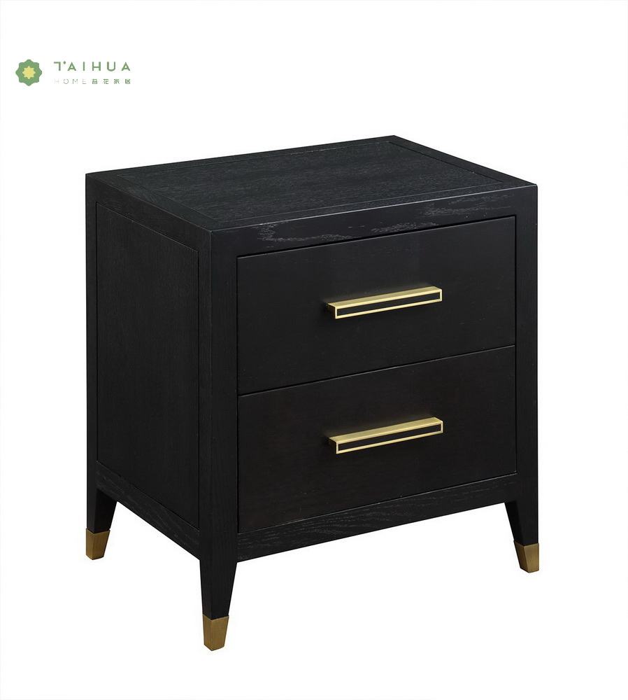 Night Stands with 2 Drawers