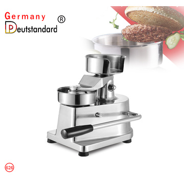 Commercial mini hamburger patty maker for sale