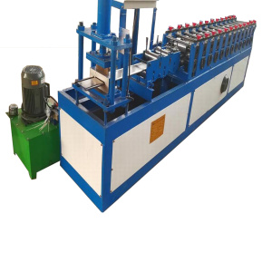 Rolling Shutter Door Slat Cold Rolling Machine