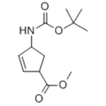 4 - [[(११०- DIMETHYLETHOXY) CARBONYL] AMINO] -2-CYCLOPENTENE-1-CARBOXYLIC ACID METHYL ESTER CAS 168683-1-1