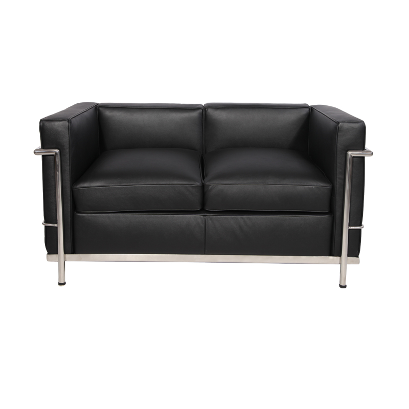 Le corbusier LC2 loveseat