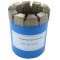 NQ Diamond Impregnated Core Drill Bit