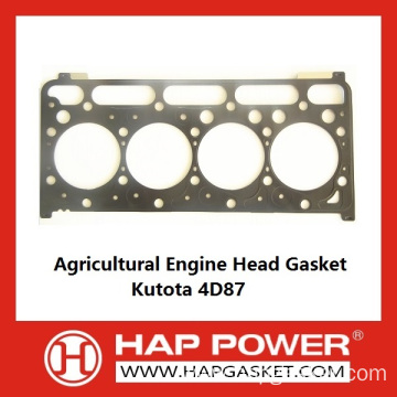Customized Supplier for Generator Head Gasket Agricultural Engine Head Gasket Kutota 4D87 export to Macedonia Supplier