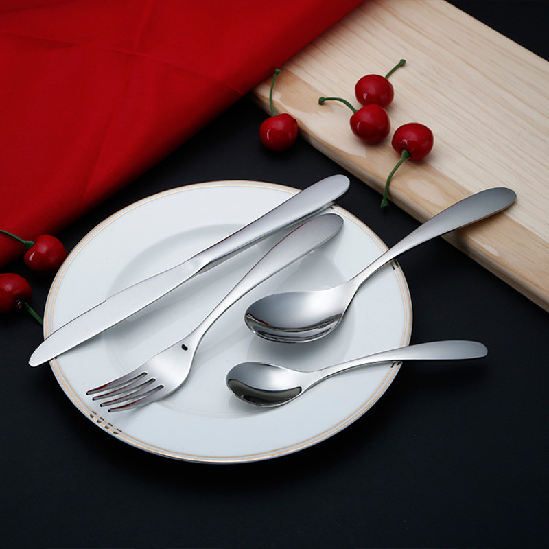 Honorable Stainless Steel Tableware