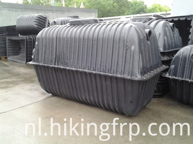 Factory Price PE Septic Tank
