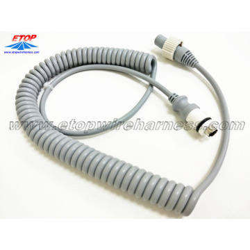 Factory directly supply for China Medical Wire Assemblies,Medical Alligator Clip Cable,Medical Diagnostic Cable Manufacturer cable assembly for medical industry supply to Poland Suppliers