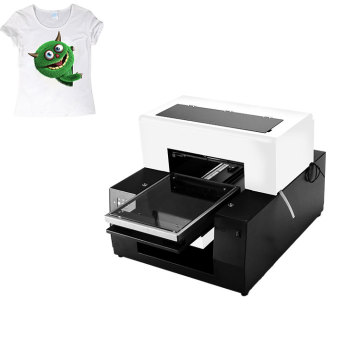 Digital Colour Garment Printing Machine