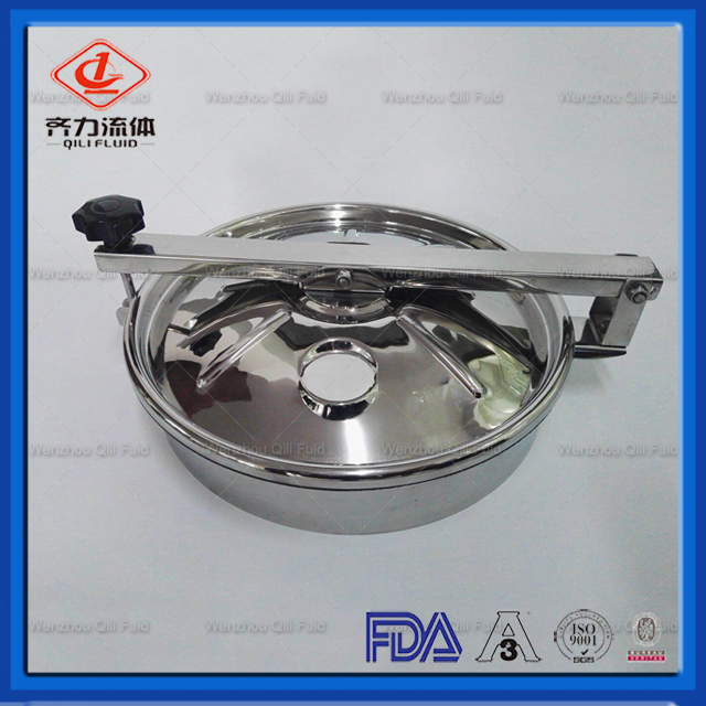 High quality Stainless Steel Manhole Cover