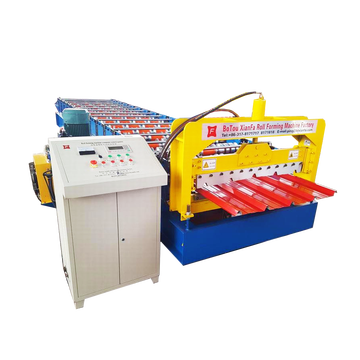 TR30 Color Steel Sheet Roll Forming Machine