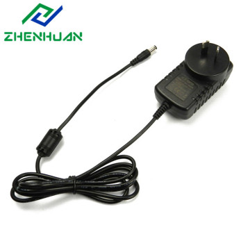 18W DC 9 Volt 2000mA Switch Wandadapter